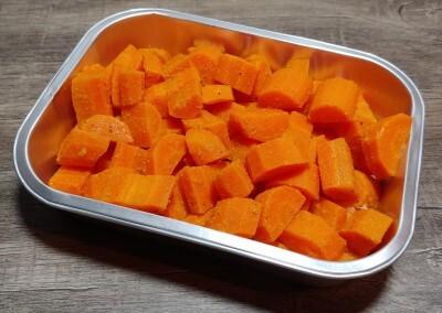 carottes au curry