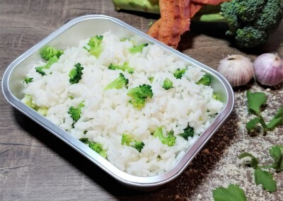 riz fromage brocoli
